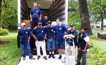 Scott County Virginia Jake's Moving Team