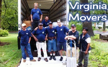 Virginia Moving Company - Jakes Moving VA