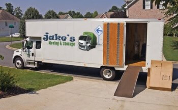Hillsboro MD Jakes Moving and Storage