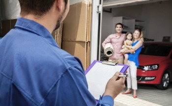 Washington VA Skilled Mover