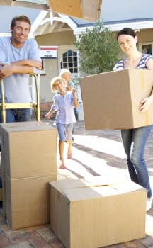 Home Sale Move In and Move Out Dates