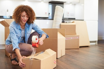 preparing for your movers
