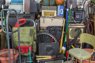 remove junk and use this storage tips