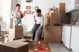 jakes-moving-and-storage-enjoying-your-new-home-clean