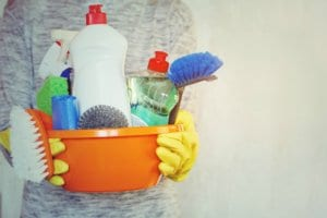 Spring cleaning tips - the best cleaning tools - Jakes Moving and Storage