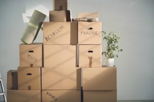 Moving Day Checklist - Separate Boxes - Jake's Moving And Storage