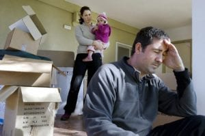 Moving without professional movers