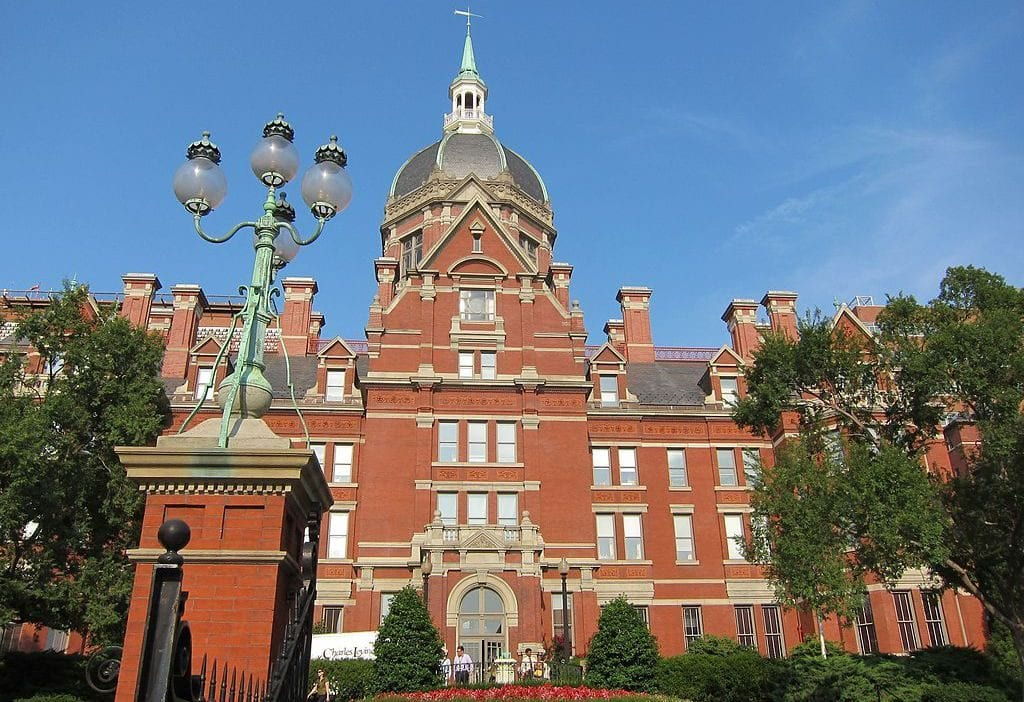 Johns Hopkins Hospital - Moving to Baltimore