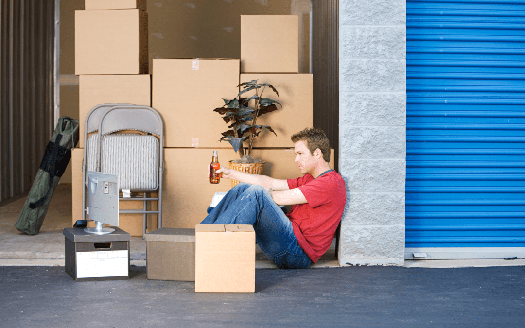 5 Storage Unit Organization Tips for Long Moves