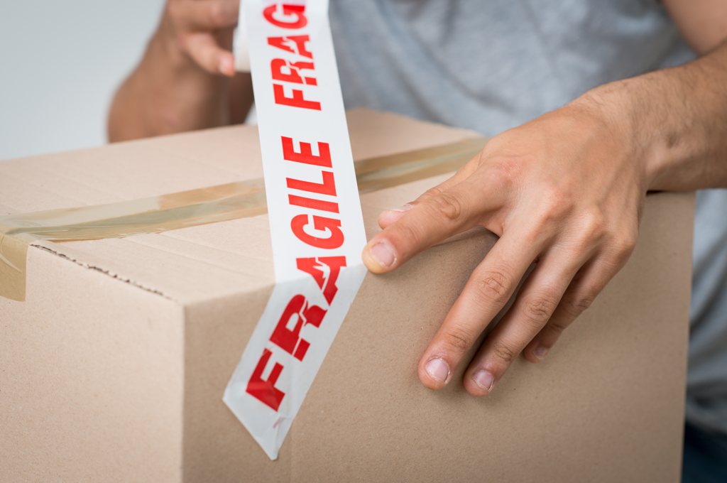 Packing Fragile Items Moving Tips - Jakes Moving